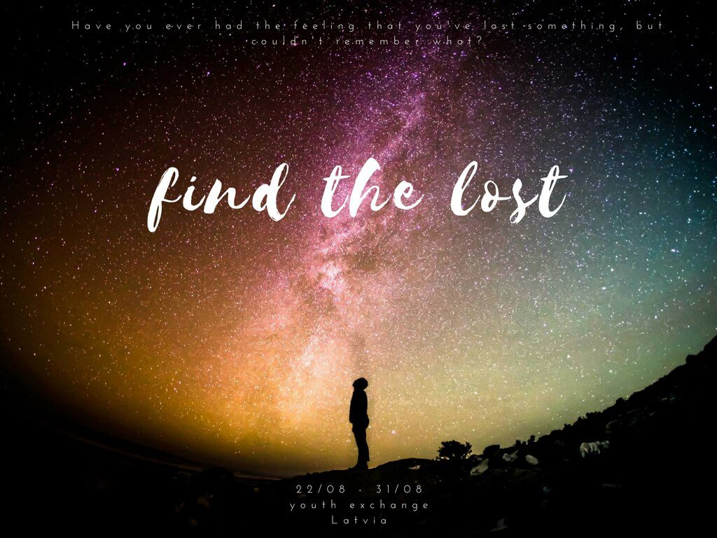 Find the Lost