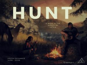 HUNT promo
