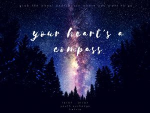 Your Heart's a Compass promo